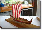 Viking Ship - Gockstadt
