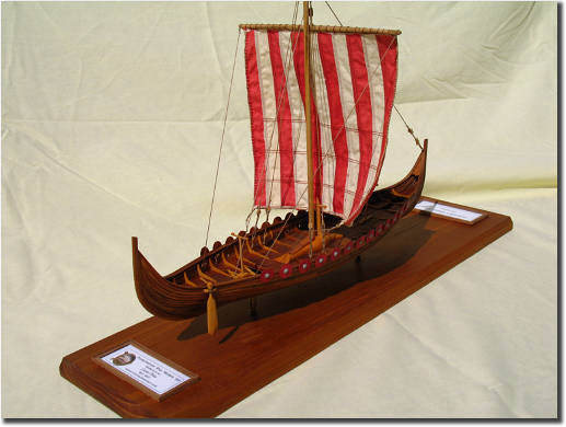 Gockstadt - Viking Ship